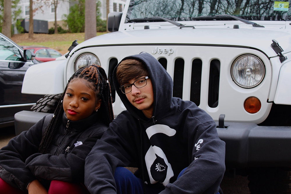 Flex With Us – Matt DeMaria and Najah Abdul-Haqq